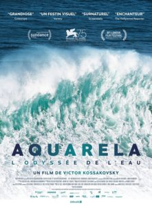 Aquarela film affiche