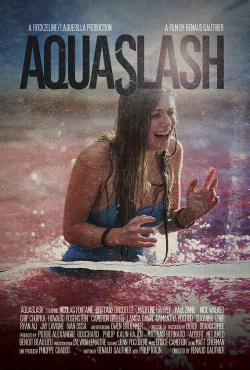 Aquaslash film affiche