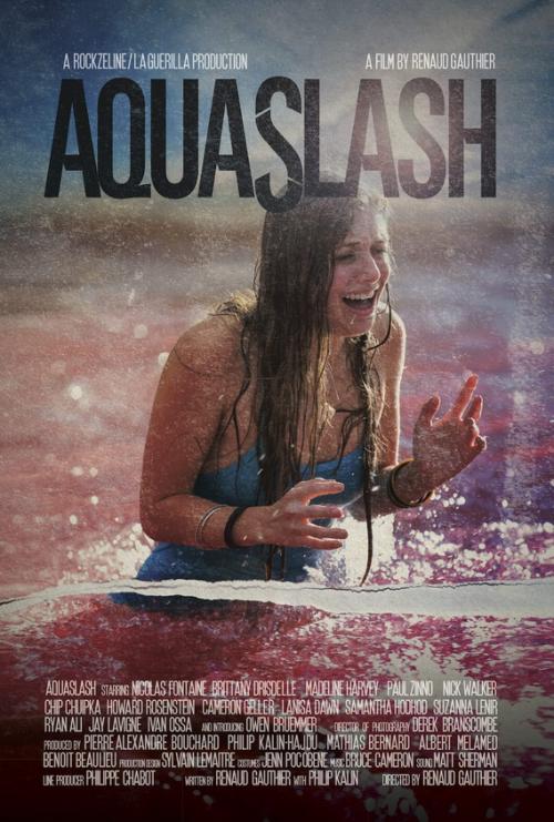 Aquaslash film affiche