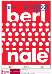 Festival de Berlin 2009 affiche