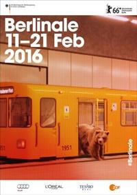 Festival de Berlin 2016 affiche