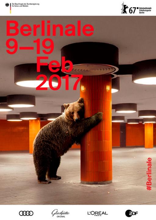 Festival de Berlin 2017 affiche