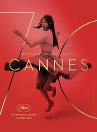 Festival de Cannes 2017 affiche gde