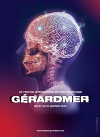 Festival de Gérardmer 2016 affiche