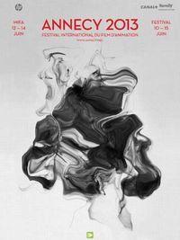 Festival international du film d'animation d'Annecy 2013 affiche