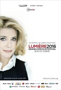 Festival Lumière 2016 affiche grande