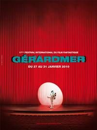 Festival de Gérardmer 2010 affiche
