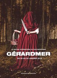 Festival de Gérardmer 2012 affiche