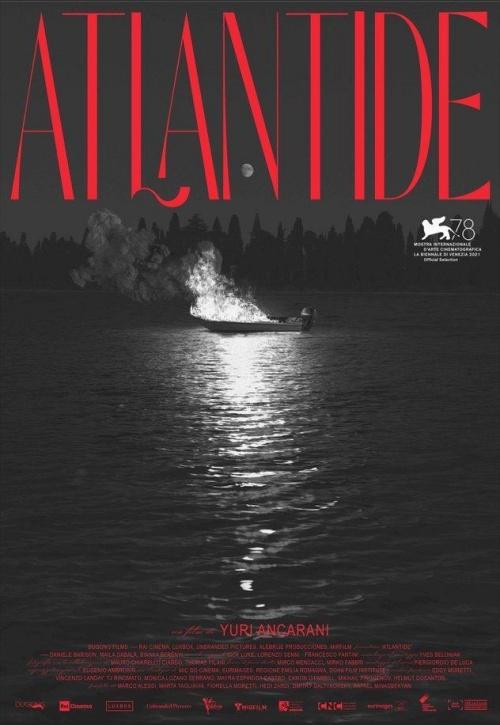 Atlantide film affiche réalisé par Yuri Ancarani