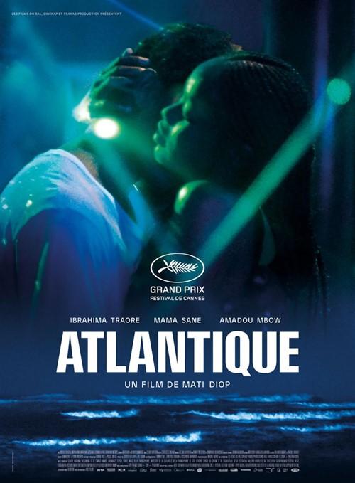 Atlantique film affiche