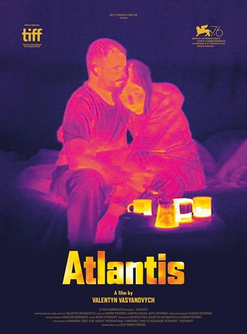 Atlantis - 2019 film affiche