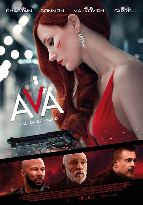 Ava 2020 film affiche