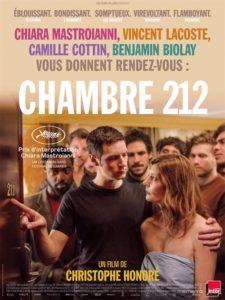 Avant première Chambre 212 lyon comoedia