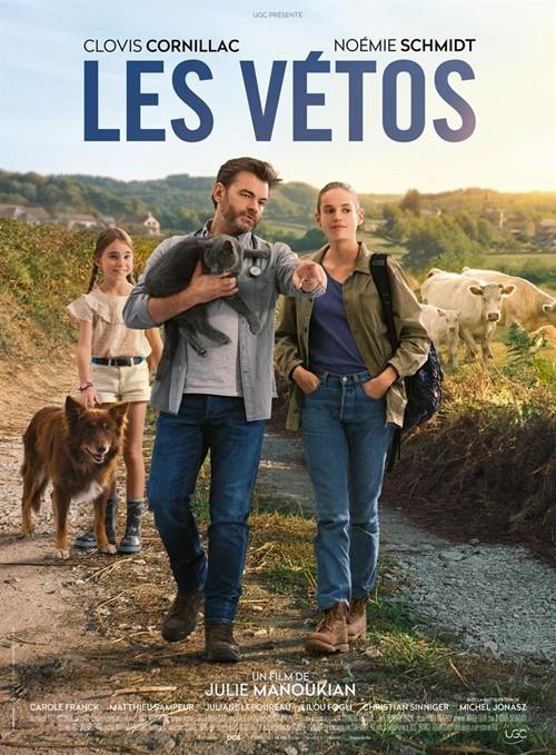 Avant première UGC CIné Cité Confluence Les vétos
