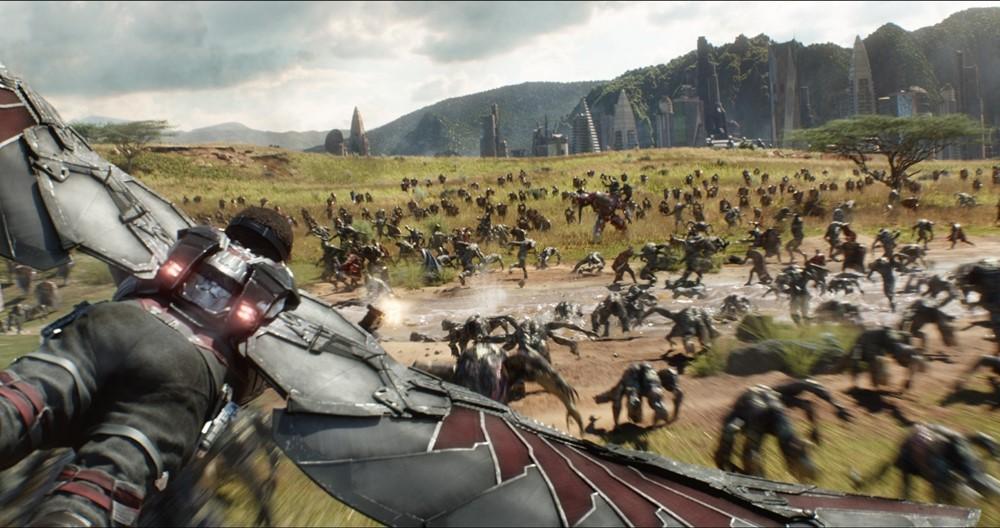 Avengers Infinity War film image