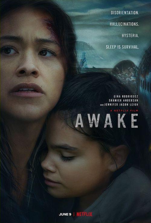 Awake affiche