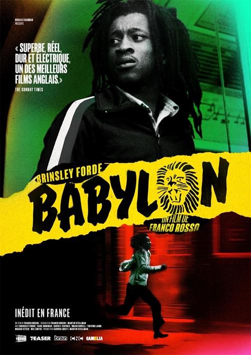Babylon film affiche