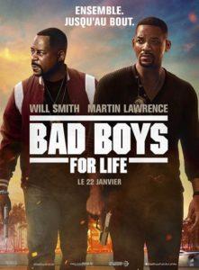 Bad boys for life film affiche