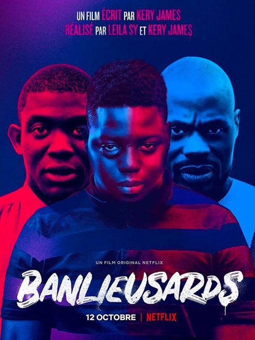 Banlieusards film affiche