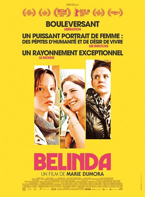 Belinda documentaire affiche