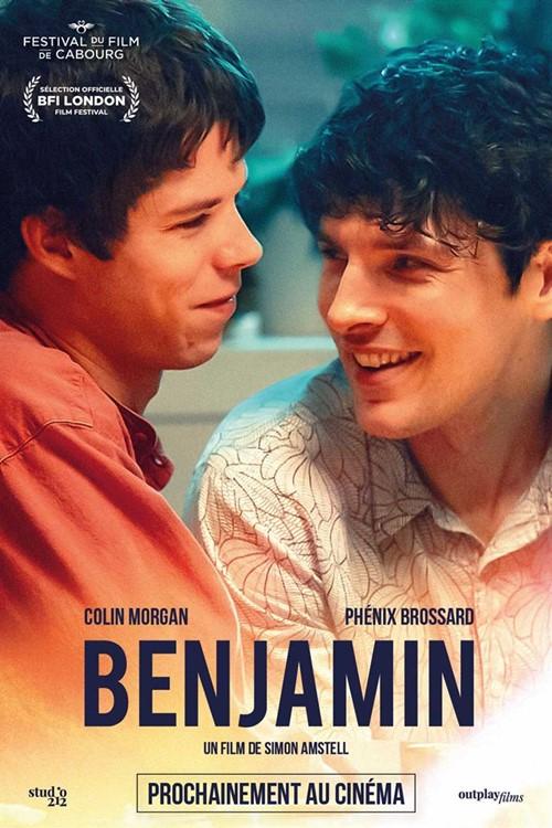 Benjamin film affiche
