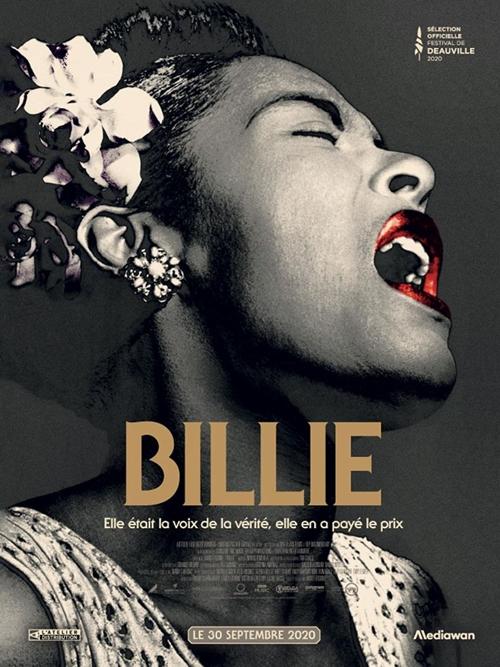 Billie film documentaire affiche