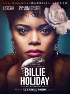 Billie Holiday une affaire d'Etat film affiche réalisé par Lee Daniels
