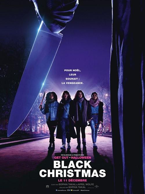 Black Christmas film affiche
