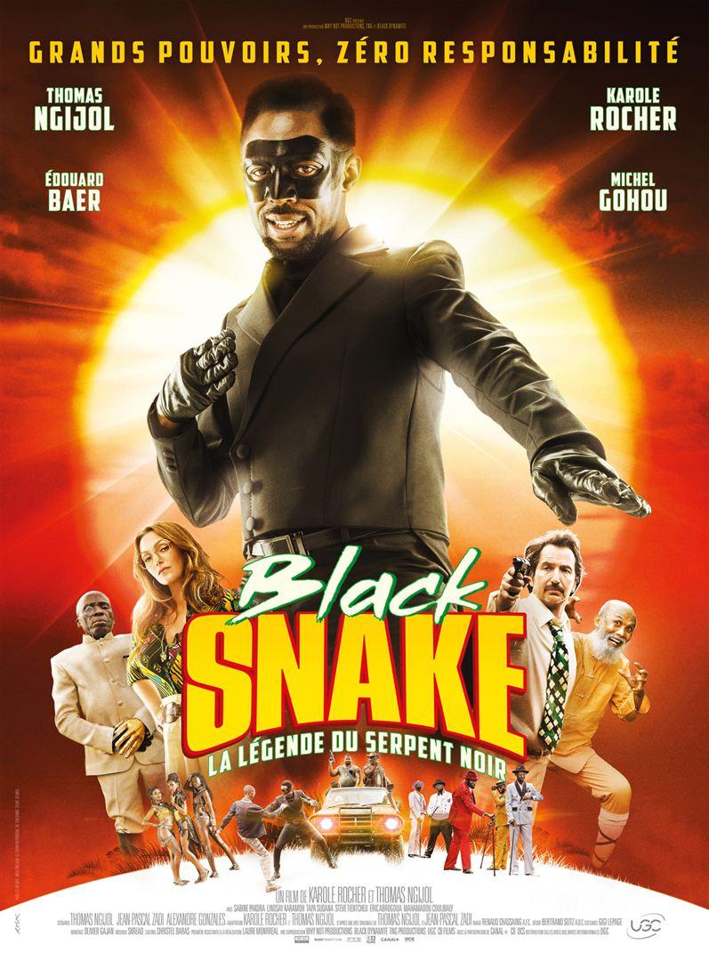 Black Snake 2019 film affiche