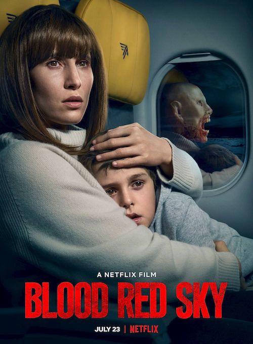 Blood Red Sky film affiche réalisé par Peter Thorwarth