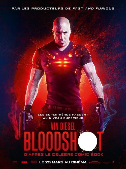Bloodshot film affiche