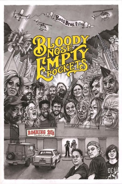 Bloody Nose Empty Pockets film documentaire affiche
