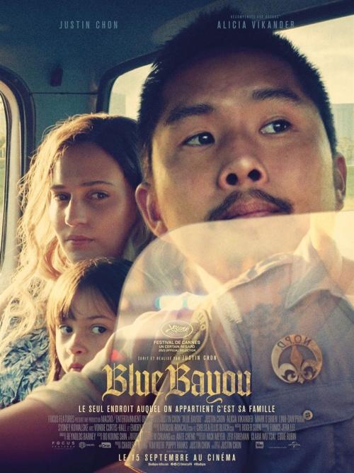 Blue Bayou film affiche réalisé par Justin Chon