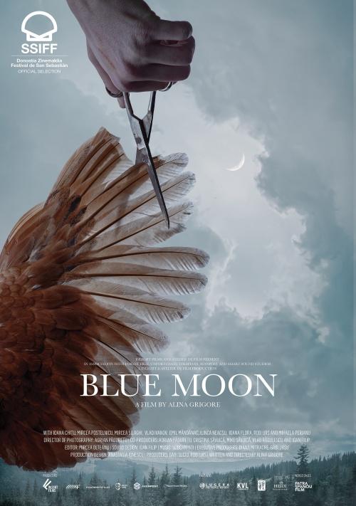 Blue Moon film affiche provisoire