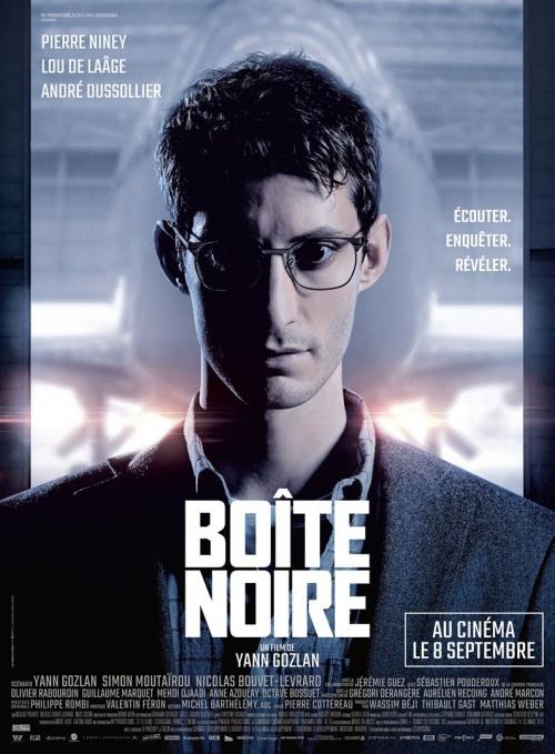 Boîte Noire film affiche réalisé par Yann Gozlan