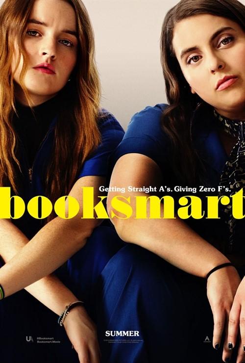 Booksmart film affiche