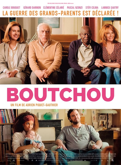 Boutchou film affiche