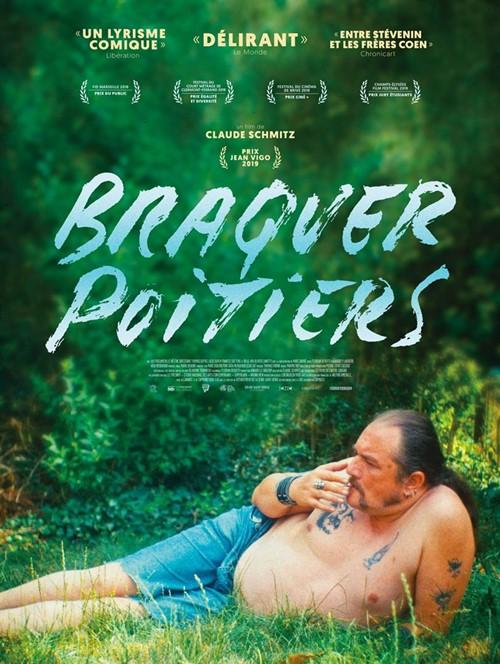 Braquer Poitiers film affiche