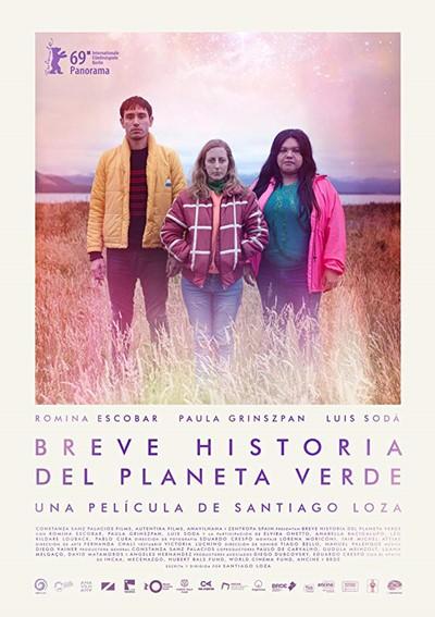 Breve historia del planeta verde film image