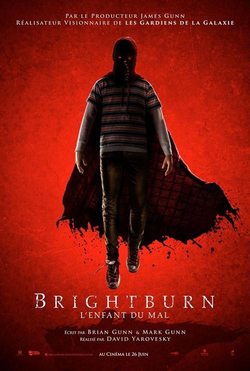 Brightburn, l'enfant du mal film affiche