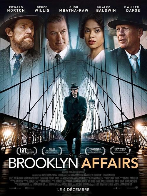 Brooklyn Affairs film affiche
