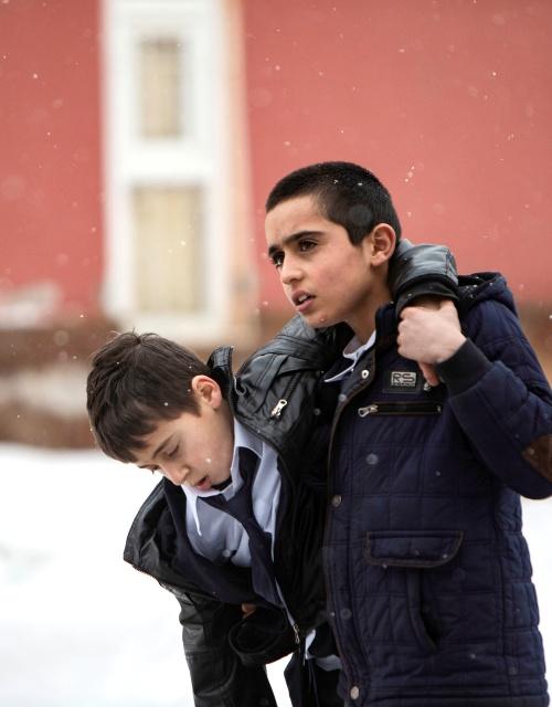 Brother's Keeper film affiche réalisé par Ferit Karahan