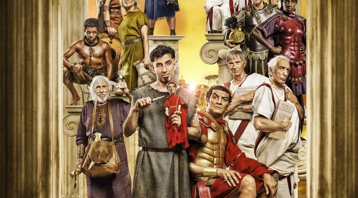 Brutus vs César film