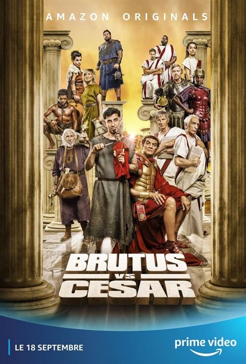 Brutus vs César film affiche