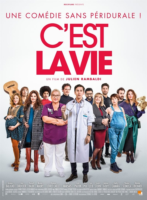 C'est la vie film affiche