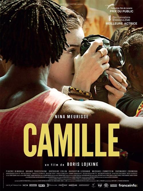 Camille film affiche