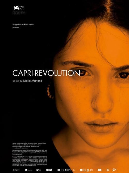 Capri Revolution film affiche