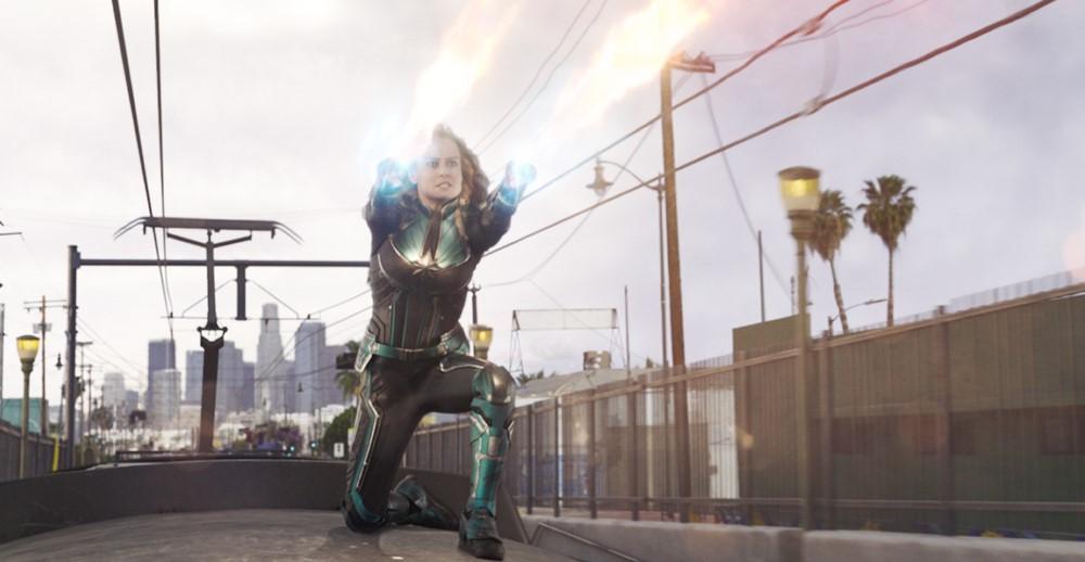 Captain Marvel film image