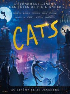 Cats film affiche