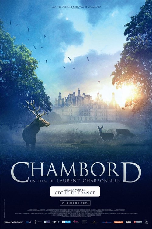 Chambord film documentaire affiche